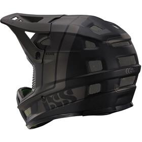 IXS Xult Cykelhjelm, black/silver